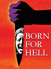 Born for Hell Blu-Ray Cover