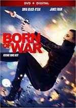 DVD Cover for Born of War