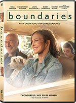 Boundaries DVD Cover