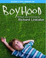 Blu-Ray Cover for Boyhood