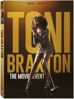 DVD Cover for Toni Braxton: The Movie Event