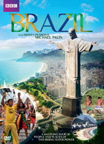 DVD Cover for Brazil with Michael Palin