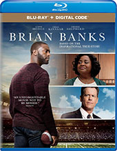 Brian Banks Blu-Ray Cover