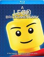 A LEGO Brickumentary Blu-Ray Cover