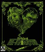 Bride of Re-Animator Collector's Edition Blu-Ray Cover