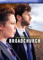 DVD Cover for Broadchurch: The Complete First Season