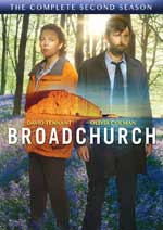 DVD Cover for Broadchuch: The Complete Second Season