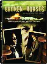 DVD Cover for Broken Horses