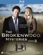 The Brokenwood Mysteries, Series 2 Blu-Ray Cover