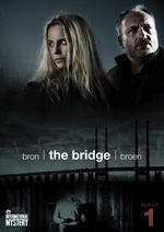 DVD Cover for The Bridge Season One