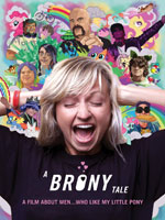 DVD Cover for A Brony Tale