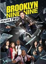 DVD Cover for Brooklyn Nine-Nine: Season Two