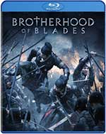 The Brotherhood of Blades Blu-Ray Cover