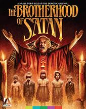 The Brotherhood of Satan Blu-Ray Cover
