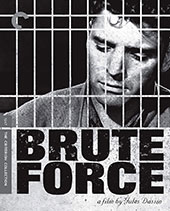 Brute Force Criterion Collection Blu-Ray Cover