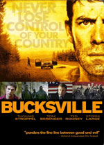 DVD Cover for Bucksville