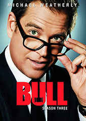 Bull: Season Three DVD Cover