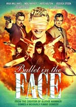 Bullet in the Face DVD Cover