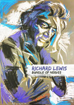 DVD Cover for Richard Lewis: Bundle of Nerves