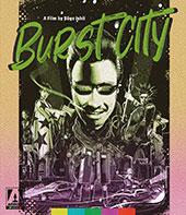Burst City Blu-Ray Cover