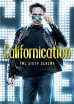 DVD Cover for Californication Season 6