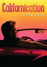 DVD Cover for Californication: The Final Season
