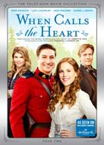 DVD Cover for When Calls the Heart: Year Two