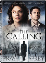 DVD Cover for The Calling