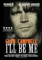DVD Cover for Glen Campbell: I'll Be Me