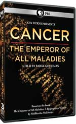 DVD Cover for Cancer: The Emperor of All Maladies
