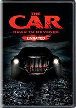 The Car: Road to Revenge Blu-Ray Cover