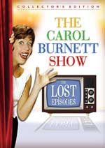 DVD Cover for The Carol Burnett Show: The Lost Episodes