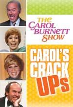 DVD Cover The Carol Burnett Show: Carol's Crack Ups