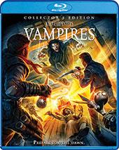 John Carpenter's Vampires Blu-Ray Cover