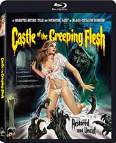 Castle of the Creeping Flesh Blu-Ray Cover