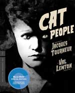 Cat People Criterion Collection Blu-Ray Cover