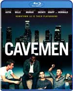 Blu-Ray Cover for Cavemen