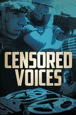 DVD Cover for Censored Voices