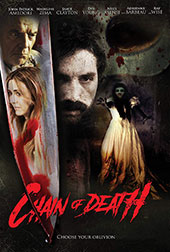 Chain of Death DVD Cover