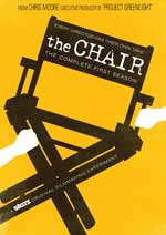 DVD Cover for The Chair