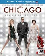 Chicago Diamond Edition Blu-Ray Cover