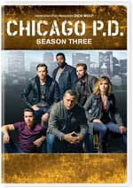 DVD Cover for Chicago P.D.: Season Three