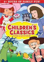 DVD Cover for Children's Classics Collection