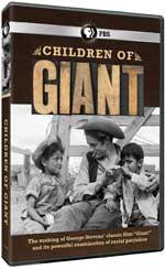 DVD Cover for Children of Giant