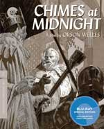 Chimes at Midnight Criterion Collection Blu-Ray Cover