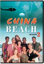 China Beach Season 2 DVD Cover