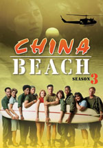 China Beach Season 3 DVD Cover