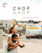 Chop Shop Criterion Collection Blu-Ray Cover