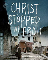 Christ Stopped at Eboli Criterion Collection Blu-Ray Cover