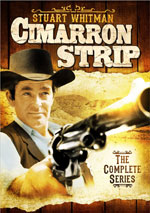 DVD Cover for Cimarron Strip: The Complete Series